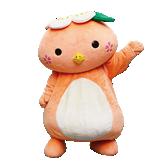 美作学園(津山市):ミマッパちゃん